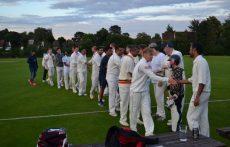 TRC vs Insight Cricket Match